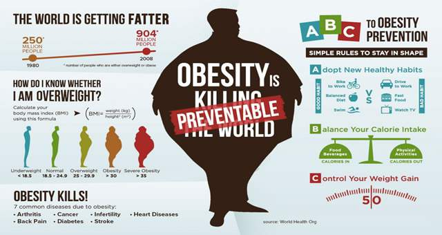 OBESITY II: How can Diet and Exercise Help? :: Galleria ...