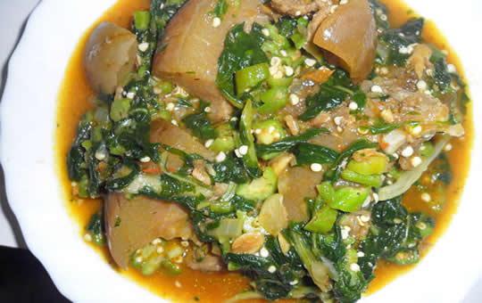 Okra Soup Recipe Okro Soup Nigerian Dishes Galleria Health And Lifestyle Nigeria