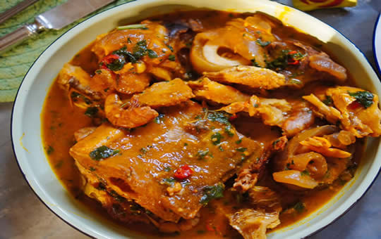 Sea food soup nigerian soup recipes galleria health and ng sea food forumfinder Image collections