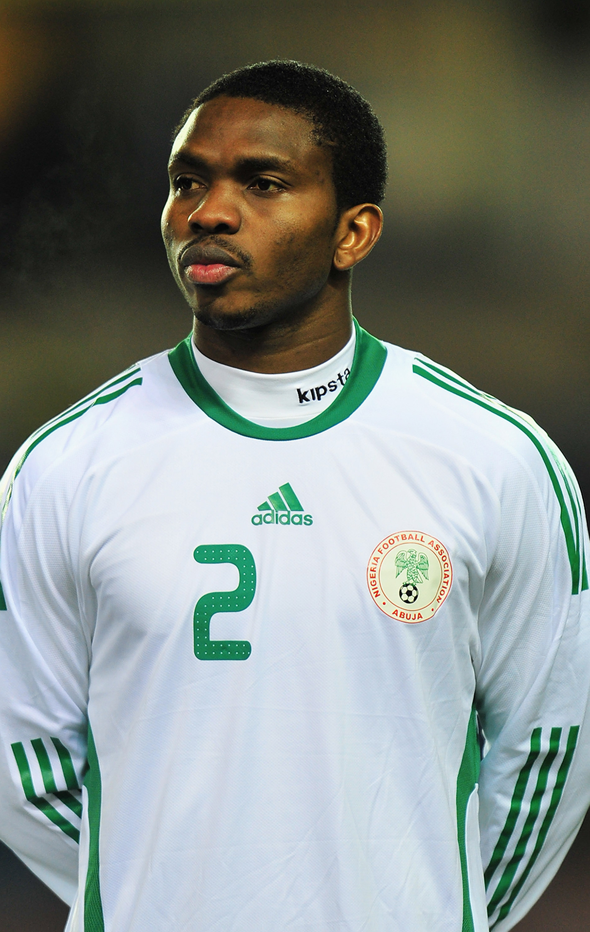 Joseph Yobo. Photo credit: FIFA.com