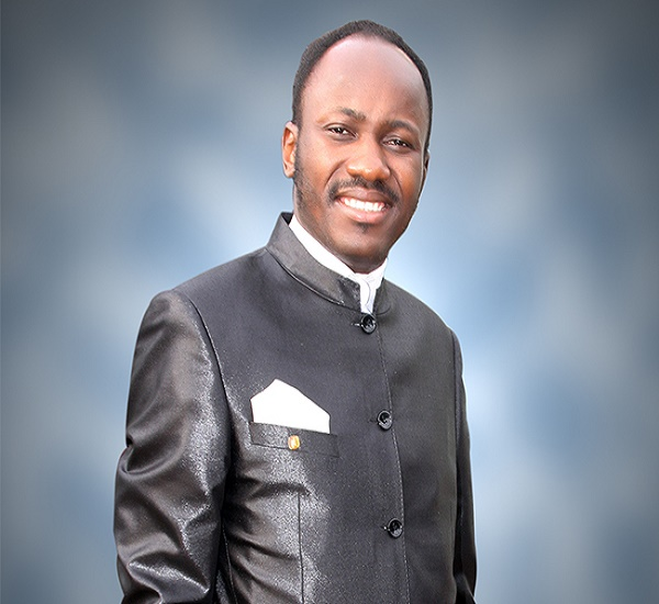 Apostle Johnson Suleman, Pastor, Prophet, Evangelist