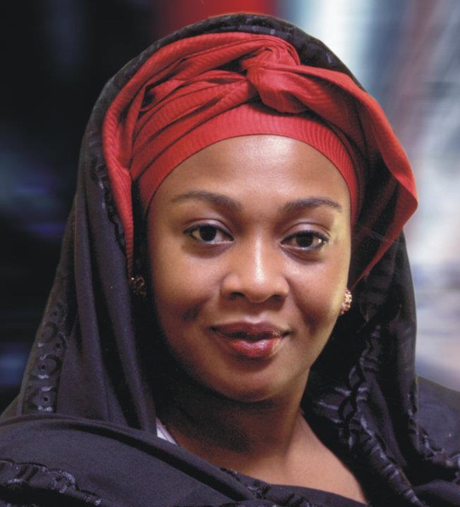 Image result for Gbemisola Saraki