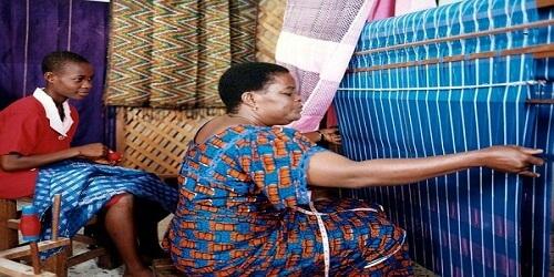 Image result for akwete weavers akwete
