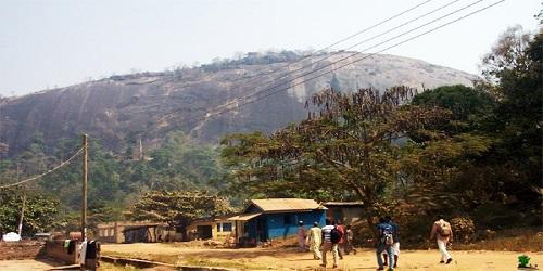 Orole-Hills