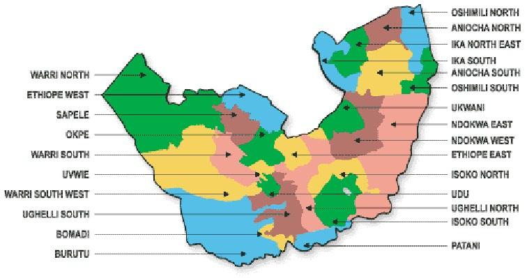 Delta State Of Nigeria Nigeria Information Guide