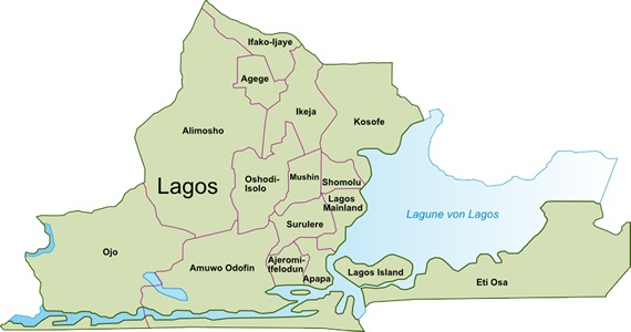 Lagos State of Nigeria :: Nigeria Information & Guide