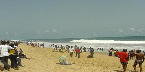 Bar Beach Lagos