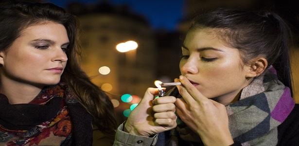 The dangers of social smoking.
