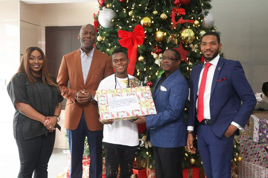 Access Bank donates 66 laptops to children in underserved communities