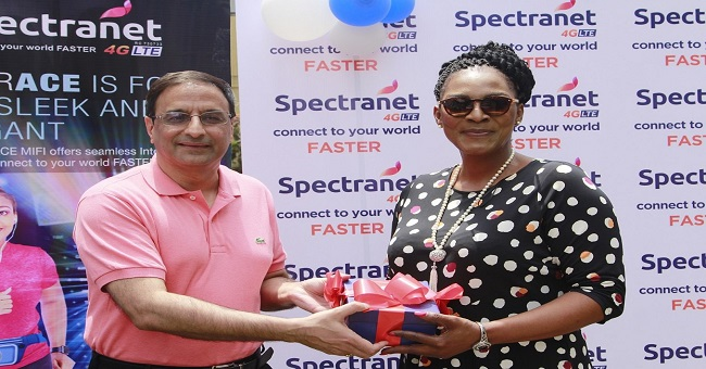Spectranet Empowers Women With New ACE MiFi