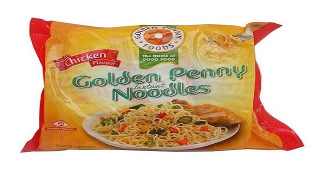 FMN Launches Golden Penny Jollof Noodles