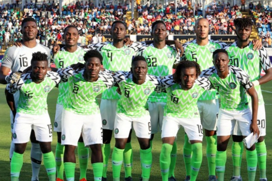Super Eagles Move To 31st In FIFA Rankings