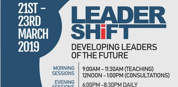 Leadershift: Developing Leaders Of The Future