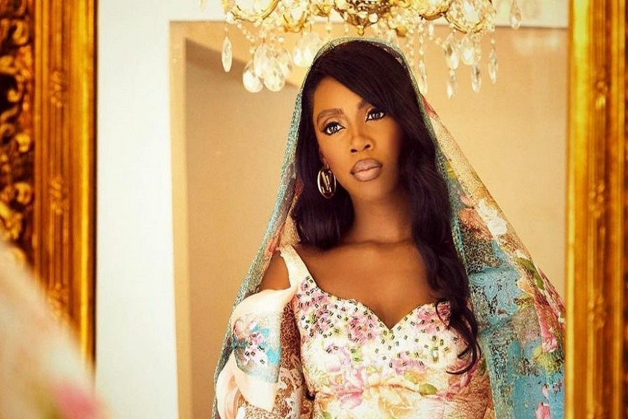 Tiwa Savage through as finalist for MTV Africa Music ...