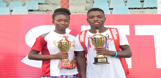Zenith Bank Next Gen Masters: Musa Mohammed and OmolayoBamidele Emerge Champions