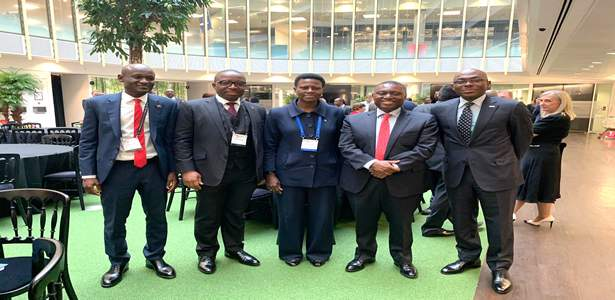 Zenith Bank at the Africa Investors' conference 2019 in London