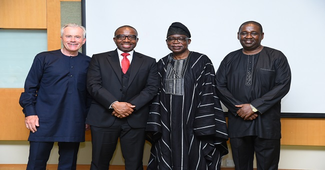 Photo News: Zenith Bank GMD/CEO at a Dinner for Board of Directors and Management Team of FrieslandCampina WAMCO Nigeria Plc