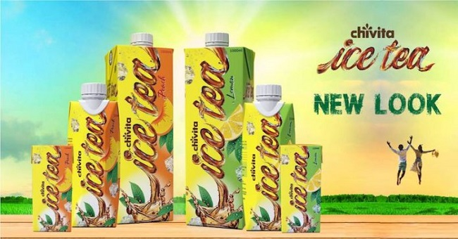 New Chivita Ice Tea Pack Draws Appreciation From Consumers