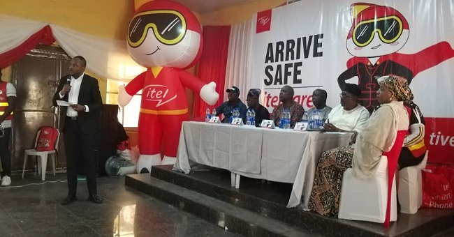itel Mobile Creates Public Awareness on Road Safety