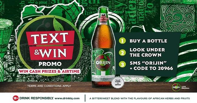 Orijin Make Your Own Future National Consumer Promo